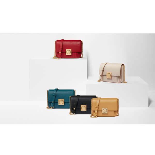 Fashion girls chain crossbody bag supplier in China 5