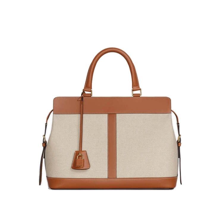 Newest doctor bag fashion tote handbag 3
