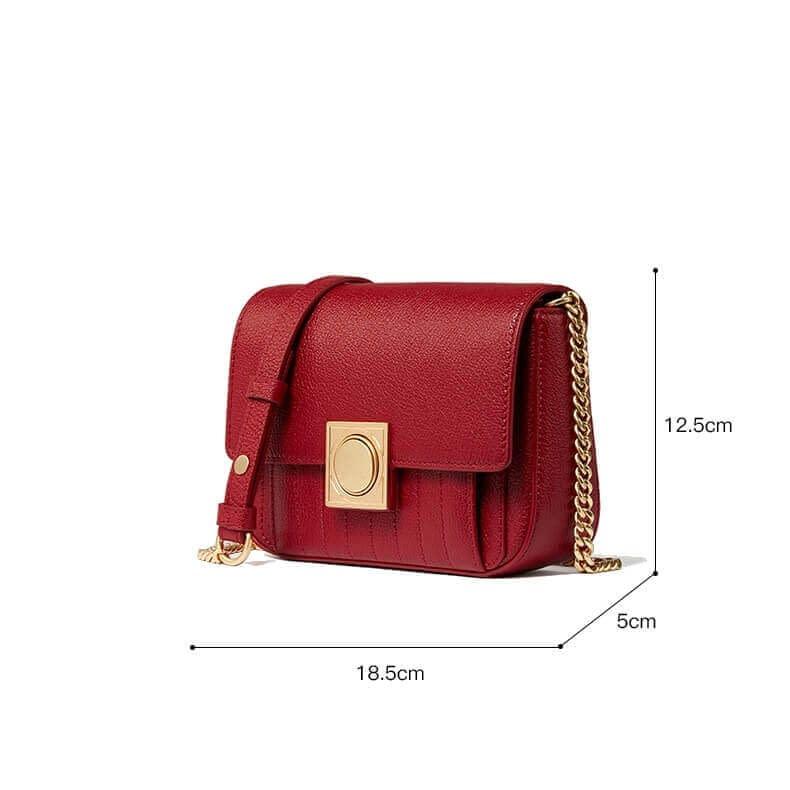 Fashion girls chain crossbody bag supplier in China 6