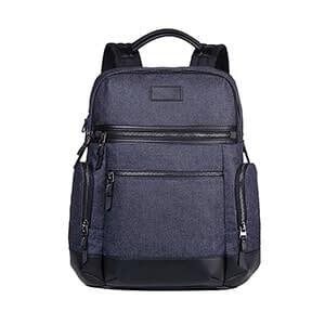jean-denim fabric backpack supplier