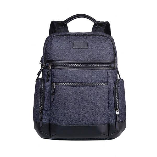 jean-denim fabric backpack manufacturer
