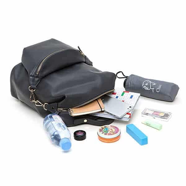 waist bag and backpack two in one
