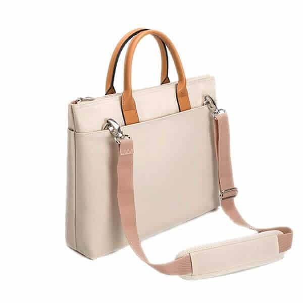 Nylon material tote document bag factory