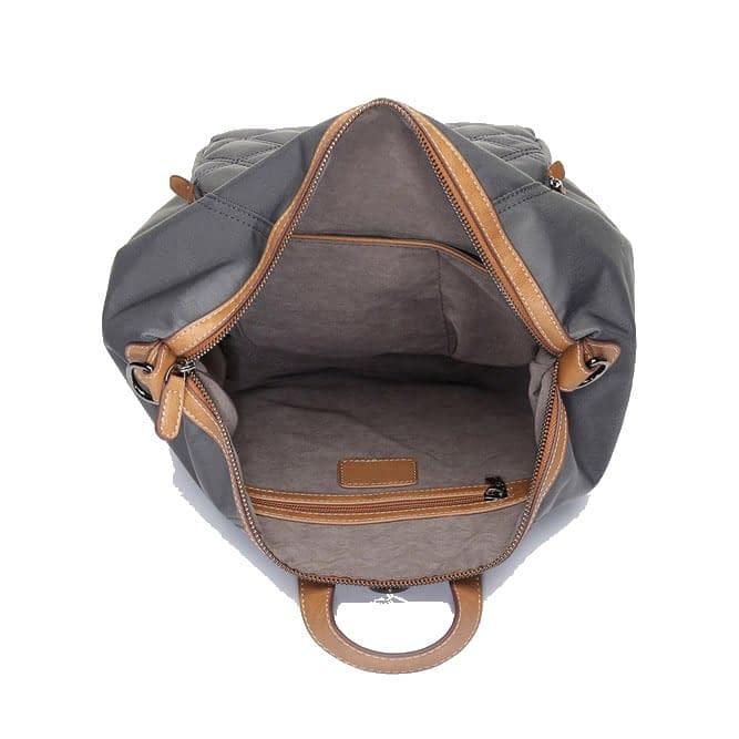 Convertible fashion nylon backpack 4